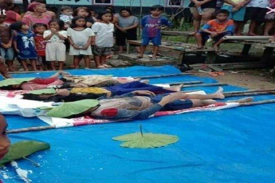 Empat penambang tradisional di Gunung Mas meninggal tertimbun longsor