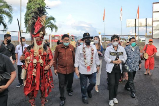 Bunaken masuk Cagar Biosfir UNESCO, LaNyalla dorong pariwisata Sulut
