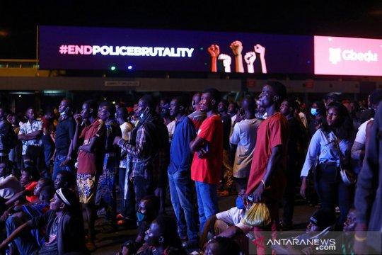 Saksi akui tentara Nigeria tembak demonstran di Lagos