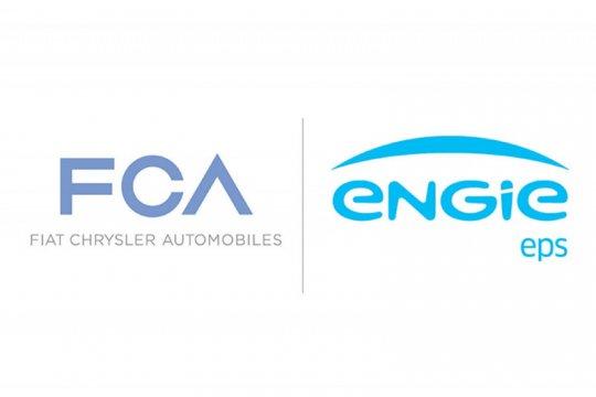 FCA dan ENGIE bentuk usaha patungan kembangkan mobil listrik