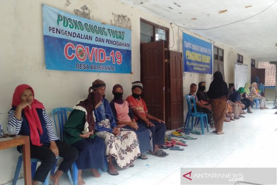 Desa Balerante batasi masuknya relawan Merapi dari luar