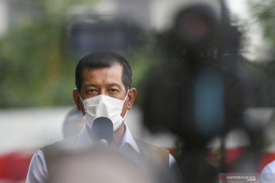 Doni Monardo tegaskan keselamatan rakyat hukum tertinggi