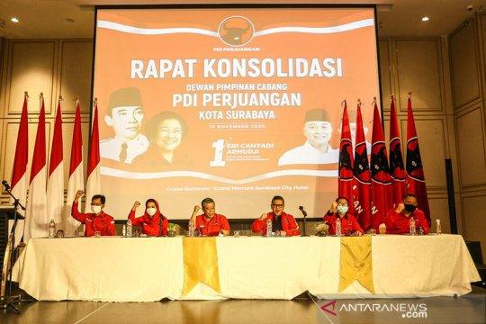Puti Guntur ajak kader PDIP menangkan Eri-Armuji di Pilkada Surabaya