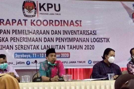 KPU Jatim: Pencetakan surat suara Pilkada 2020 selesai 23 November