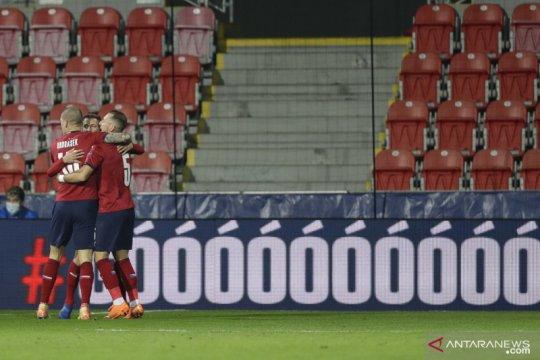 Gol semata wayang Darida kunci kemenangan 1-0  Ceko atas Israel