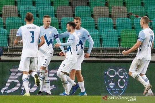 Slovenia dan Yunani menang, setel laga hidup mati promosi