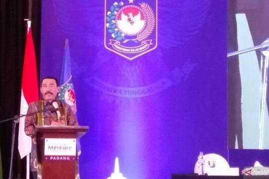 Rektor IPDN: UU Cipta Kerja bagian dari upaya pemberantasan korupsi