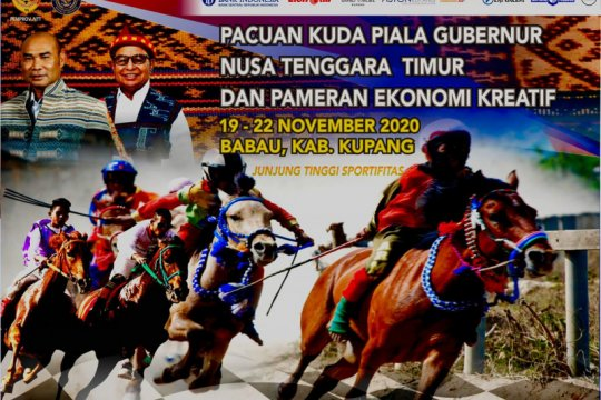 NTT bakal gelar lomba pacuan kuda 19-22 November, genjot pariwisata