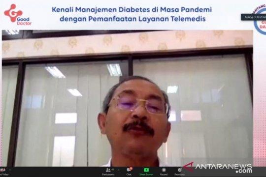 Ketum Perkeni: Gejala diabetes tidak jelas bisa picu komplikasi