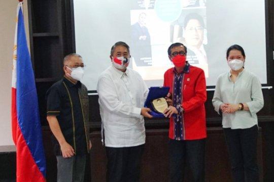 Menkumham masuk nominasi penerima penghargaan dari Filipina