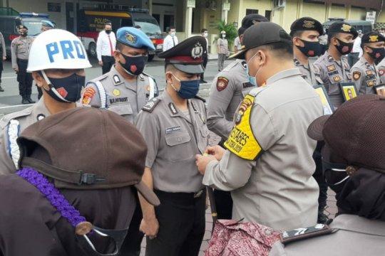 Kapolrestabes Medan pecat delapan personel dari dinas Polri