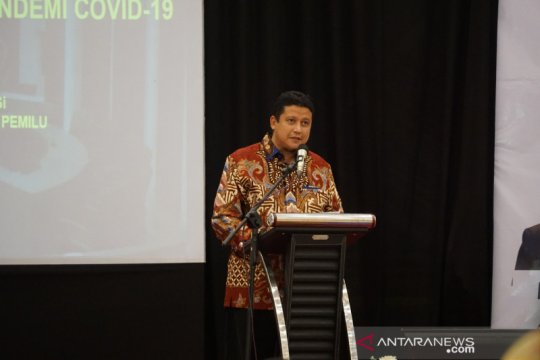Ketua DKPP: Kesuksesan Pilkada 2020 tanggung jawab semua pihak