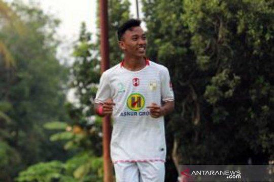Sembuh dari cedera, Arkhan Fikri bidik satu tempat di timnas U-16