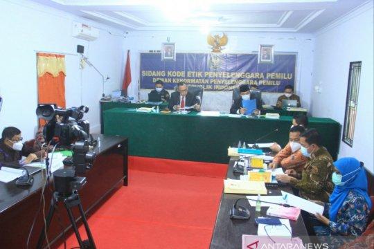 DKPP periksa lima komisioner KPU Provinsi Bengkulu terkait Agusrin