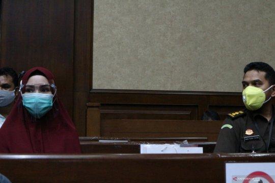 AKBP Yogi: Sampai kapan pun Pinangki tetap istri saya