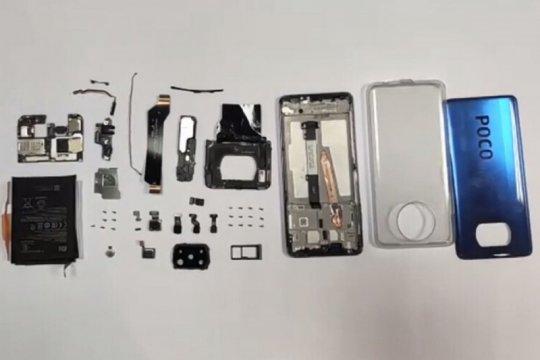 Poco X3 NFC dibongkar, begini jeroannya