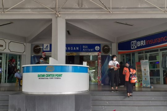 Belasan WNA dari Singapura mendaftar TCA ke Batam