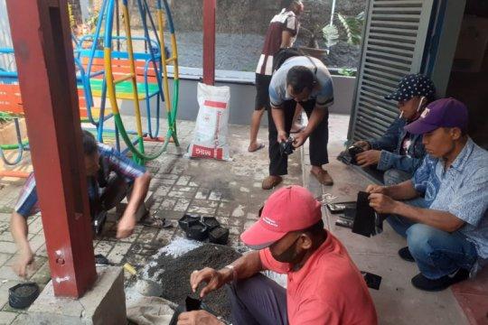Kelompok tani di Jaksel manfaatkan JakWifi untuk belajar budidaya ikan