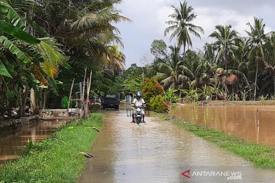BMKG imbau warga Cilacap waspadai peningkatan curah hujan