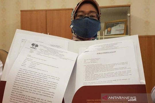 Aliansi Mahasiswa Unnes minta KPK proses laporan dugaan korupsi rektor