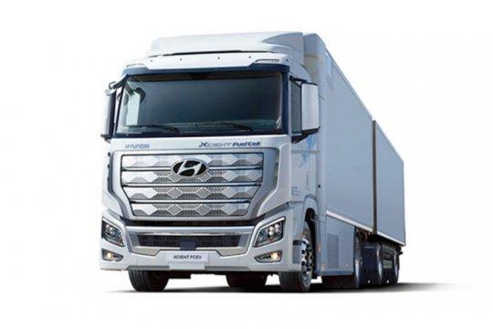 Hyundai rambah pasar truk hidrogen China, bakal pasok 4.000 unit