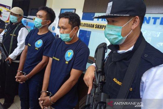 BNNP NTB ungkap penyelundupan satu kilogram sabu asal Pekanbaru