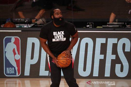 Harden tolak perpanjang kontrak dengan Rockets, ingin ke Nets