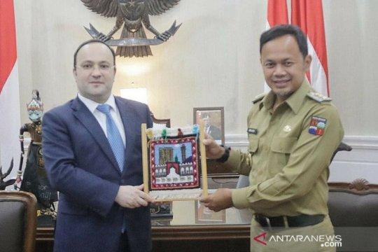 Dubes diharapkan bantu kerja sama Kota Bogor dan kota di Azerbaijan