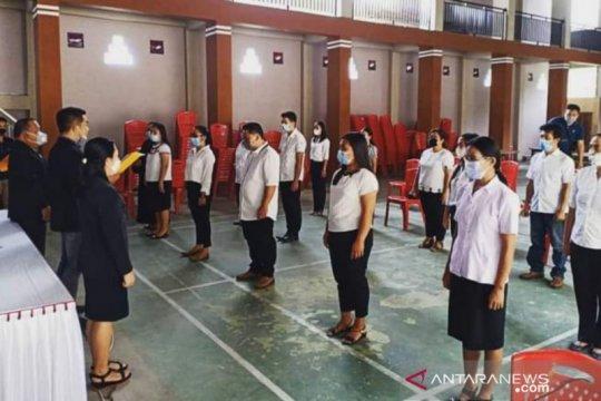 Bawaslu Minahasa Tenggara minta pengawas TPS utamakan integritas