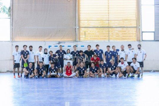 Pemain timnas futsal Indonesia akan dikumpulkan lagi Februari