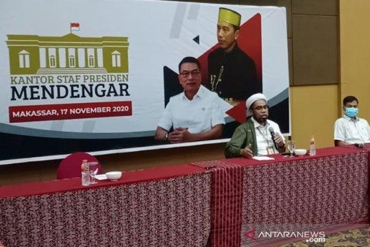 KSP serap aspirasi publik dan mahasiswa di Makassar