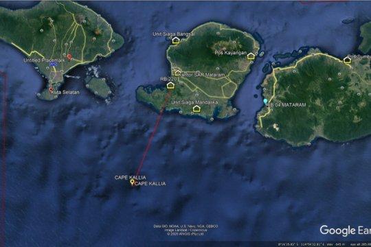 Empat nelayan dilaporkan hilang di perairan selatan Lombok