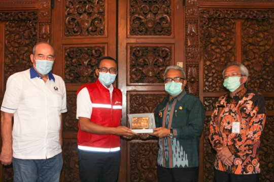 Pertamina perluas program langit biru di Kabupaten Mojokerto