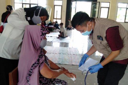 ACT DIY gelar layanan kesehatan gratis untuk warga Merapi