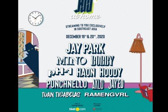 Festival musik hip-hop Asian Sound Syndicate digelar virtual