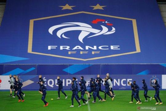 UEFA Nations League: Swedia berlatih jelang hadapi Prancis