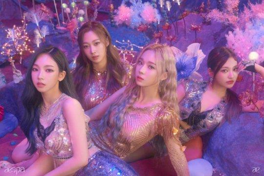 "aespa, ""girlgroup"" baru SM Entertainment debut lewat ""Black Mamba"""