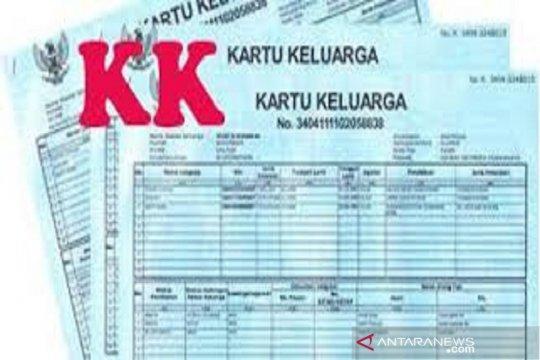 Dukcapil ganti 16.187 dokumen KK korban banjir di Kalsel