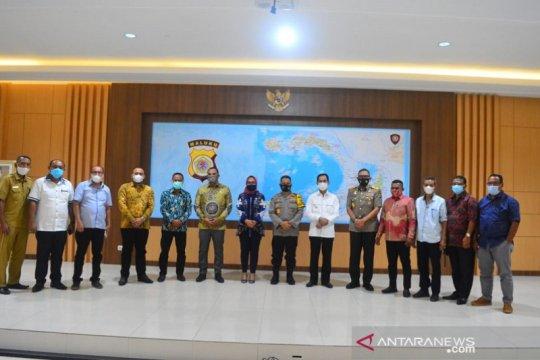 Irjen Pol Baharudin Djafar akan diberi gelar warga kehormatan Ambon