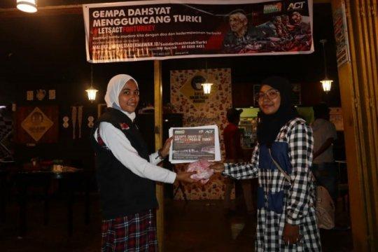 """ACT Maluku gelar konser amal """"Maluku Peduli Gempa Turki"""""""