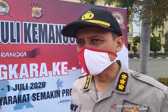 Polda Aceh masih buru 2 pelaku penyelundupan imigran Rohingya