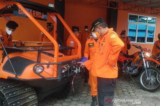 Kepala Basarnas cek peralatan SAR Aceh