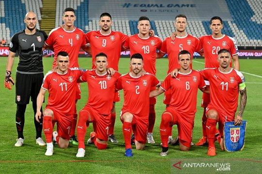 Tiga pemain Serbia dinyatakan positif COVID-19