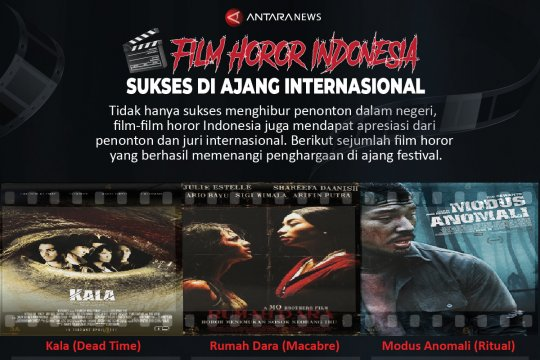 Film horor Indonesia sukses di ajang internasional