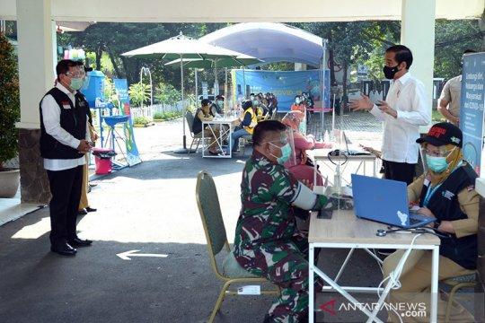 Pemerintah lakukan simulasi vaksin COVID-19 agar pelaksanaannya akurat