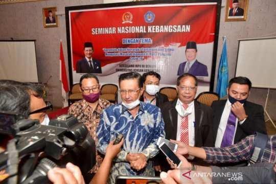 Wakil Ketua MPR berharap tidak ada klaster pilkada