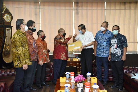 Kepengurusan baru PKS 2020-2025 sah terdaftar di Kemenkumham