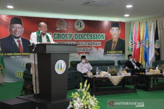 Ketua DPD-RI ingatkan pentingnya mitigasi bencana alam di Sulteng
