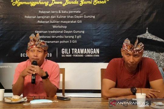 "Pelaku wisata Lombok Utara akan gelar ""Pekenan Dayan Gunung"""