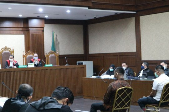 Anggota Polri akui tukar valas milik jaksa Pinangki Sirna Malasari
